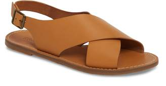 Madewell Boardwalk Flat Sandal