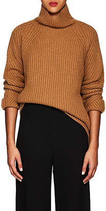 Barneys New York Women's Cashmere Oversized Sweater - Camel