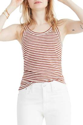Madewell Audio Stripe Tank