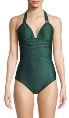 Hermanny ViX by Paula ViX by Paula Women's Jasper One-Piece Bikini - Jasper - Size Large