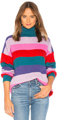 Lovers + Friends Marianne Stripe Sweater