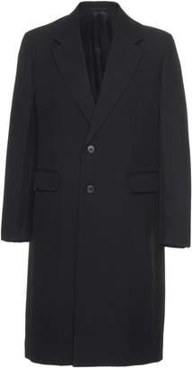 Prada Notch Lapel Overcoat