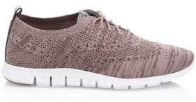 Cole Haan Women's Zerogrand Fabric Sneakers - Purple - Size 5