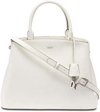 DKNY Paige Leather Large Satchel