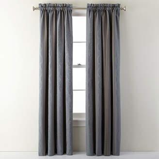 Royal Velvet Carissa Rod-Pocket Curtain Panel