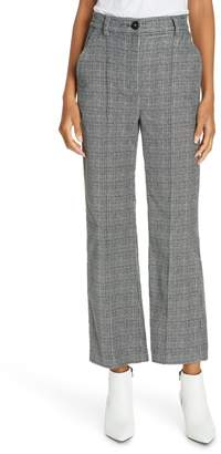 Rebecca Taylor Glen Plaid Pants