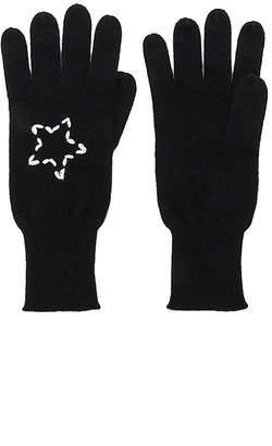 360 Cashmere 360CASHMERE Star Gloves
