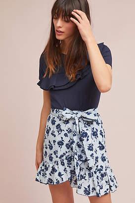 Moon River Tuileries Wrap Skirt