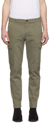 Belstaff Khaki Oak Turnpike Trousers