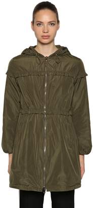 Moncler Luxembourg Nylon Down Jacket