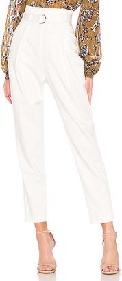 BCBGMAXAZRIA High Waisted Trouser