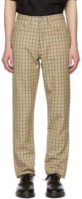 Enfants Riches Deprimes Khaki and Navy Five-Pocket Trousers