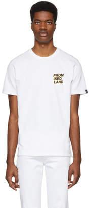 Rag & Bone White Promised Land T-Shirt