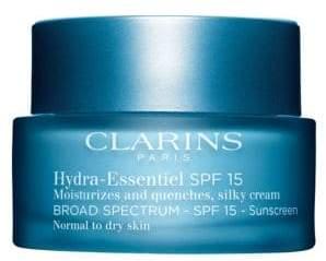 Clarins Hydra-Essentiel Silky Cream SPF 15 - Size 1.7 oz.