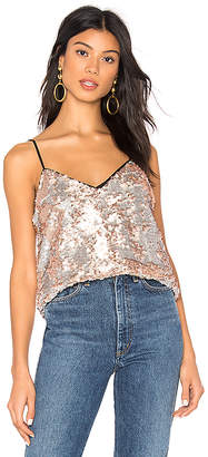 1 STATE Sequin Cami