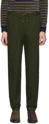 A.P.C. Khaki Kaplan Trousers