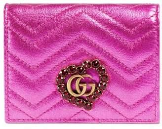 Gucci Valentine's Day Exclusive card case