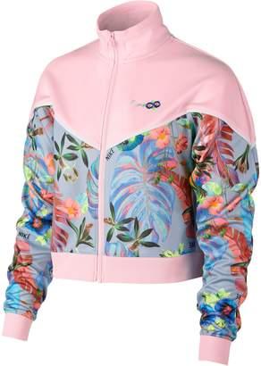 Nike Hyper Femme Crop Jacket