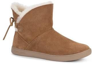 Koolaburra BY UGG Shazi Mini Genuine Shearling & Faux Fur Lined Boot