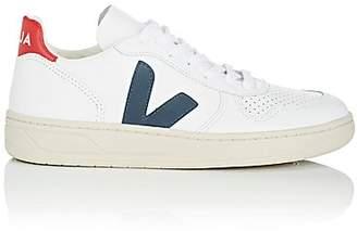 Veja Women's V-10 Leather Sneakers - White
