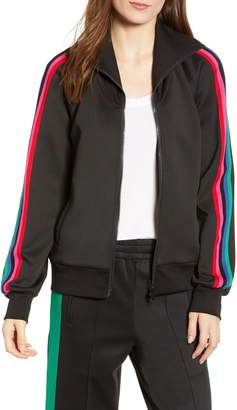 Pam & Gela Stripe Track Jacket