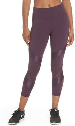 Sweaty Betty Power Wetlook Mesh 7\u002F8 Workout Leggings