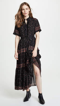 Free People Rare Feeling Maxi Dress