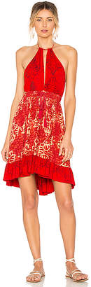 Free People Beach Day Mini Dress