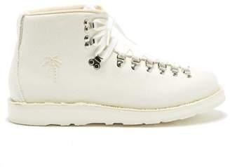 Diemme The Elder Vet Canvas Hiking Boots - Mens - White