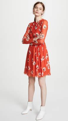 Ganni Tilden Sash Dress