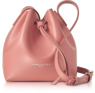 Lancaster Paris Pur & Element Smooth Leather Mini Bucket Bag
