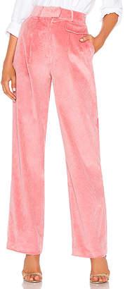 LPA Corduroy High Waist Trouser