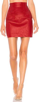 Chrissy Teigen x REVOLVE Gabriel Mini Skirt
