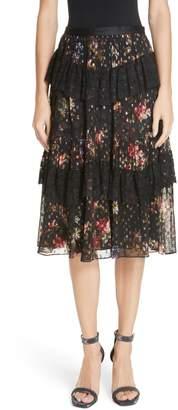 Needle & Thread Cosmic Forest Skirt