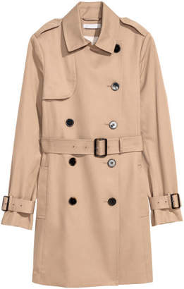H&M Trenchcoat - Beige