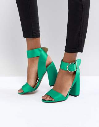 Asos DESIGN HOLD TIGHT Heeled Sandals