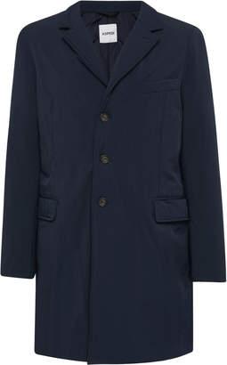 Aspesi Tailored Notch Lapel Overcoat
