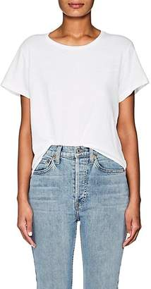 RE/DONE Women's Cotton Jersey Classic Tee - White