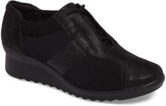 Clarks R) Caddell Fly Sneaker