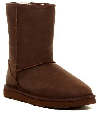 UGG Classic UGGpure(TM) Lined Short Leather Boot