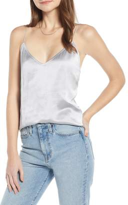 Something Navy Delicate Camisole