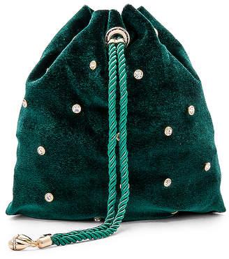 Ettika Velvet Crossbody Bag
