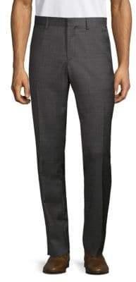 J. Lindeberg Slim-Fit Wool Trousers