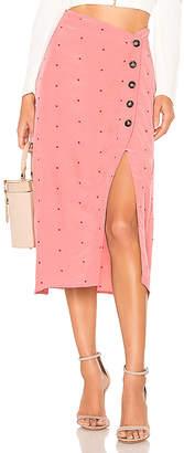 For Love & Lemons X REVOLVE Midi Skirt