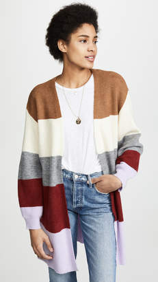 Moon River Colorblock Cardigan