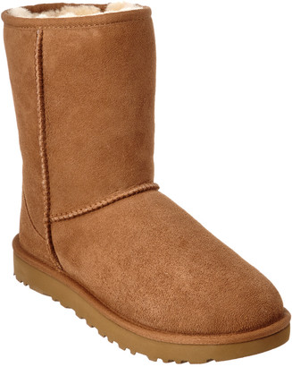 UGG Women's Classic Short Ii Water-Resistant Twinface Sheepskin Boot