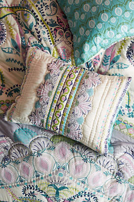 Anthropologie Artisan Quilts by Florilla Standard Shams