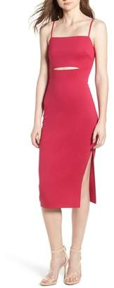 Soprano Cutout Midi Dress
