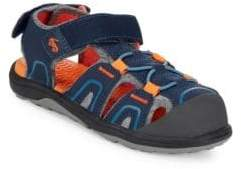 new arrival ebbd6 c795b ... See Kai Run Toddler s  Kid s Lincoln III Active Runners Sandals - Blue  - Size 10 (