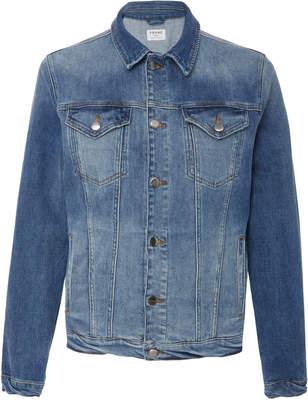 Frame L'Homme Faded Jean Jacket